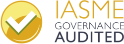 IASME Governance Audited Certificate